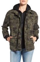 Hudson Women's Emmet Hooded Boyfriend Jacket