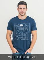 Junk Food Clothing Basquiat Tee-nwny-l