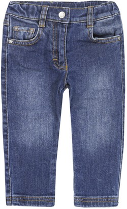 Steiff Baby Girls 0-24m 0006894 Trousers Jeans