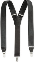 Club Room Men's Solid Suspenders, Only at Macy's