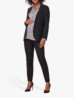 Isabella Oliver Josefina Maternity Blazer, Black