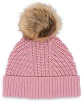 Chunky Marl Pom Hat