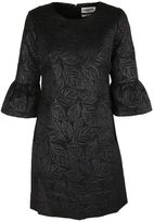 Essentiel Leaf Embossed Dress
