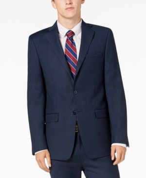 Calvin Klein Men's X-Fit Slim-Fit Stretch Suit Jackets