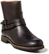 Polo Ralph Lauren Mersey Leather Moto Boot