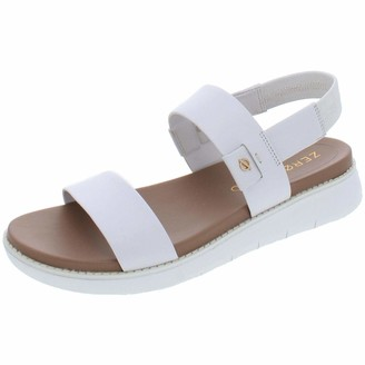 Cole Haan womens Zerogrand Global Double Band Sandal