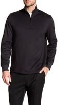 Perry Ellis Long Sleeve Quarter Zip Pullover