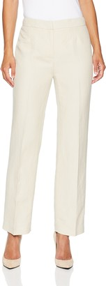 Kasper Women's Petite Linen Pant