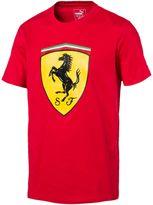 Puma Ferrari Big Shield T-Shirt