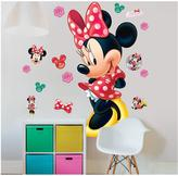 Minnie Mouse Walltastic Minnie Mouse Large Character Sticker Set