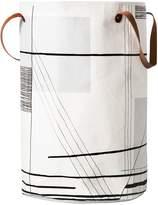 ferm LIVING Trace Laundry Basket