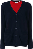 Chinti and Parker colour block back cardigan - women - Cashmere - S