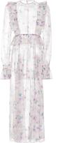 Jill Stuart Josephine Gardenia Dress