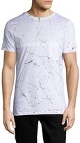 Antony Morato Printed Crewneck T-Shirt