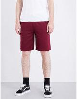 Davido X Orange Culture Drawstring-waist Cotton-blend Shorts