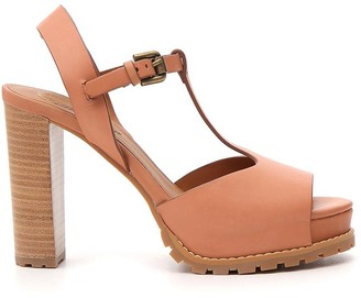 See by Chloe Platform Ankle Strap Sandals