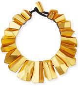 Viktoria Hayman Pyramid Collar Necklace
