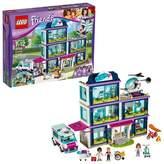 Lego ; Friends Heartlake Hospital 41318