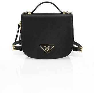 Prada Odette Leather Backpack