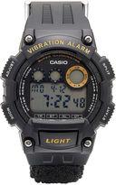 G-Shock G SHOCK Casio Mens Black W735 Strap Watch W735HB-1AV