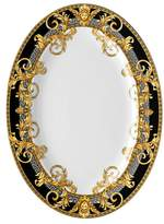 Rosenthal Meets Versace Prestige Gala Oval Platter