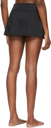 Nike Black Swim Miniskirt