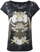 Just Cavalli 'animals' print T-shirt