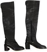 Reed Krakoff Black Leather Boots