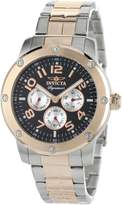 Invicta Men's Signature II 7327 Silver Two-tone Stainless-Steel Quartz Watch with Dial