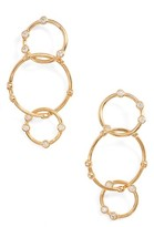 Melinda Maria Women's Link Drop Earrings