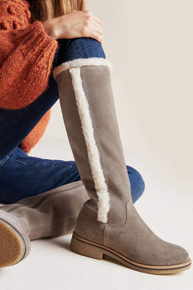 Seychelles Lien.Do By Liendo by Suede Tall Boots
