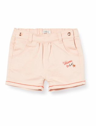IKKS Junior Baby Girls' Short Welcome to La Swim