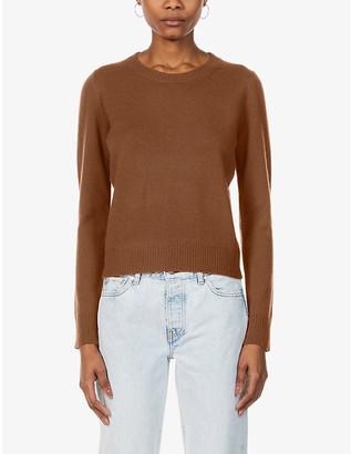 Reformation Regular-fit cashmere jumper