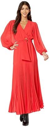 Bardot Daytona Dress (Lipstick Red) Women's Dress
