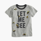 J.Crew Kids' for the Xerces Society Save the Bees T-shirt
