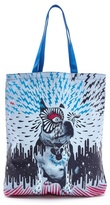 Marc by Marc Jacobs Olive Animal Graphic Tote