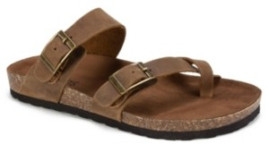 White Mountain Gracie Flat Sandals Women's Shoes