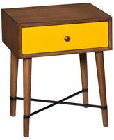 Della Accent Table - Yellow