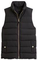 J.Crew Women's Anthem Down & Feather Fill Puffer Vest