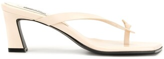 Reike Nen Flip-Flop 50mm heeled sandals