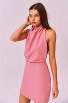 Finders Keepers MAE MINI DRESS pink