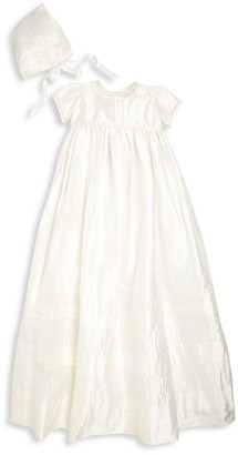 Isabel Garreton Baby's Lovely Christening Embroidered Gown