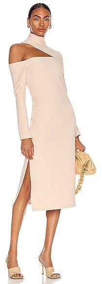 Thumbnail for your product : Nicholas Eleni Dress in Blush