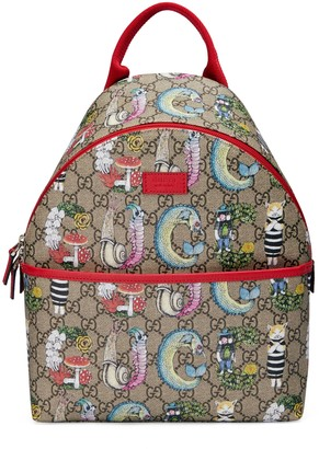 Gucci Children's Yuko Higuchi backpack