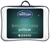 Silentnight Breatheasy Memory Foam Contour Pillow