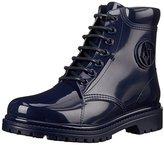 Armani Jeans Women's Jellie Combat Boot
