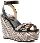 Vince Camuto Signature Danee Platform Wedge Sandal