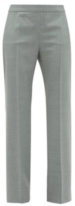 Max Mara Edison Trousers - Womens - Grey
