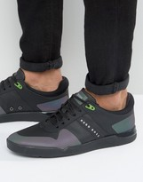 BOSS GREEN by Hugo Boss Feather Reflective Sneakers