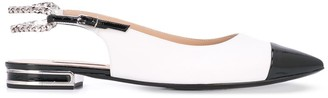 Casadei Kelly ballerinas